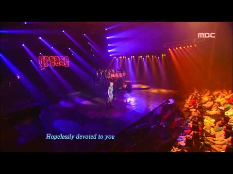 Grease The Musical Broadway Cast - Sandy - Hopelessly devoted to you, 뮤지컬 그리스 브로드
