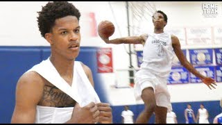 Shareef O'Neal Brings It BACK Like Bron! Leads 2nd Round State Playoff Win