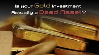 GOLD IS AS GOOD AS DEAD!!!