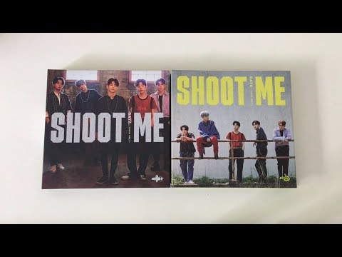 ♡Unboxing DAY6 데이식스 3rd Mini Album Shoot Me: Youth Part.1 슛 미 (Bullet & Trigger Ver.)♡