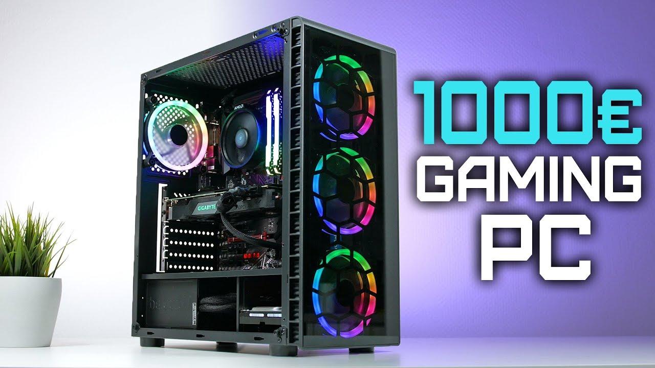 1000EUR Gaming Pc 2020
