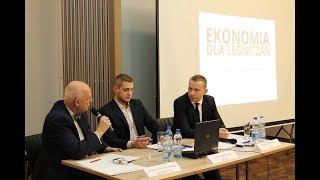 Debata Janusz Korwin-Mikke (KORWiN) vs Michał Huzarski (SLD) (wybrane fragmenty)