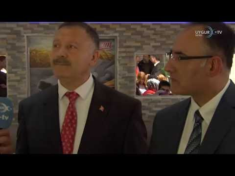 """Duisburg UETD Iftarında STK'lar Biraraya Geldi """" Birlik ve Beraberlik Mesaji verildi"""""""