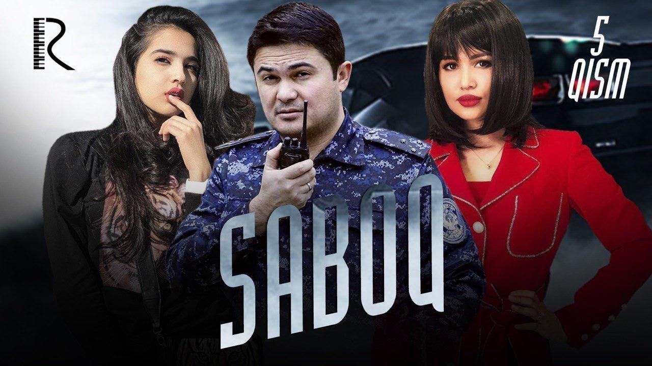 Saboq (o'zbek serial) | Сабок (узбек сериал) 5-qism #UydaQoling
