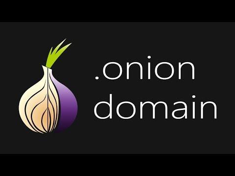 How to get .onion Tor domain on IIS Windows Server