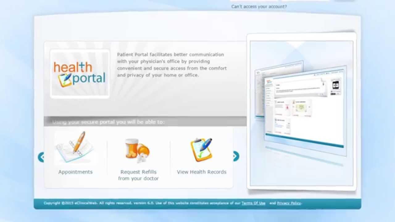 Health Portal | West Florida Medical Group