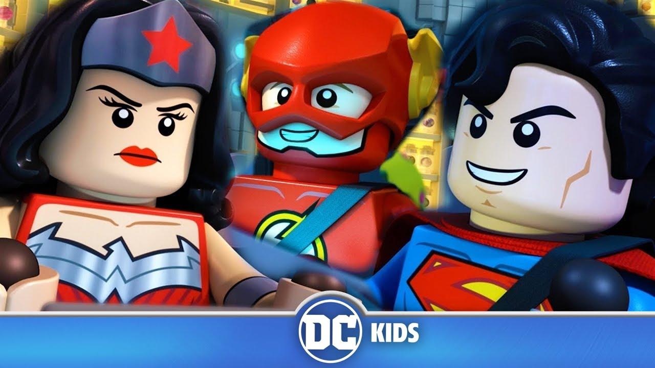 Download LEGO Justice League Cosmic Clash | Mecha Leaguer! | DC Kids