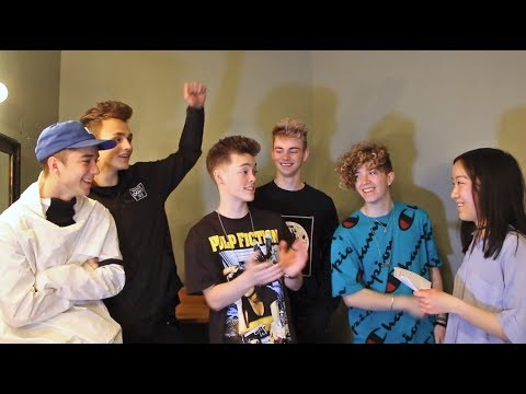 The Permanent Rain Press Interview with Why Don't We