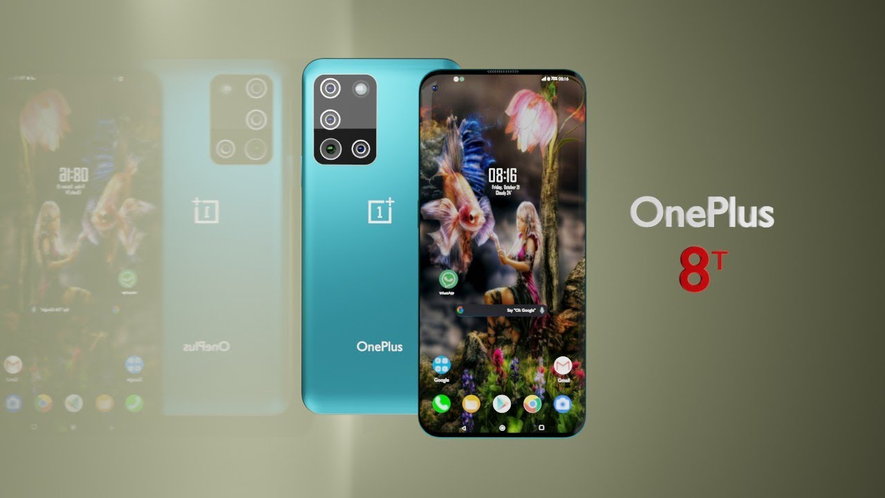 Download OnePlus 8T Release Date - Price and Features Official introduction!!!