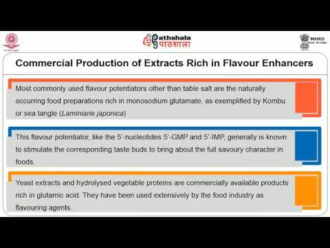 F06FB12   Production of Food additives and supplements