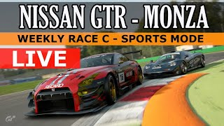 GT Sport - New Week, New Mic, New Stream - Sports Mode
