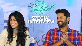 Nithin and Megha Akash Special Interview About Chal Mohan Ranga Movie