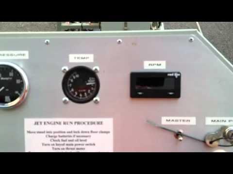 Microturbo Jet Engine