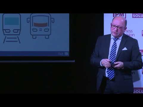 Joost Vantomme, Director Smart Mobility ACEA, the European Automobile Manufacturer's Association