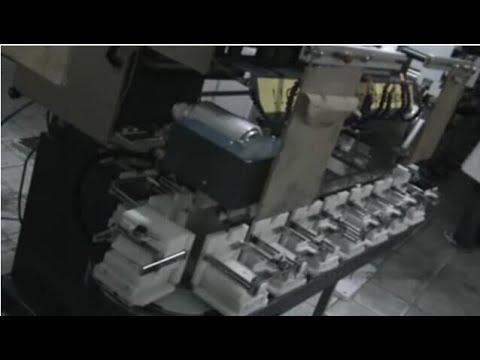 mug printing machine china,ink cup pad printing, ink cup pad printer,golden cup printing co