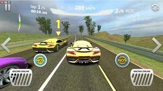 "Sports Car Racing ""Habinger A Class Car"" Season 2 ""  Central Park -Android gameplay FHD #9"