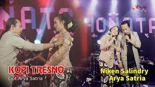 Niken Salindry feat. Arya Satria - Kopi Tresno [OFFICIAL]