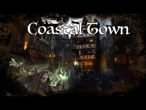 D&D Ambience – Coastal Town