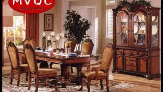 Dining Chairs And Tables, Dining & Kitchen Sets, Dining Room And Kitchen, Hutch, Meuble Valeur