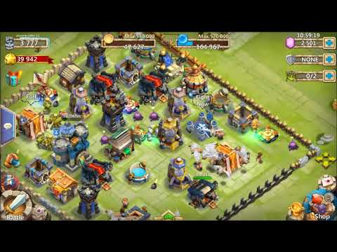 Castle Clash Hack (Castle Clash Gems Cheats) TUTORIAL