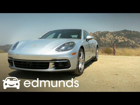 2017 Porsche Panamera 4S Review | Edmunds