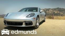 2017 Porsche Panamera 4S Review | Edmunds