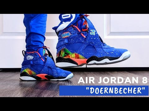 GRAIL Pickup! Air Jordan Retro 8