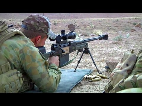 Joint Sniper Training: .50 Caliber And M2010