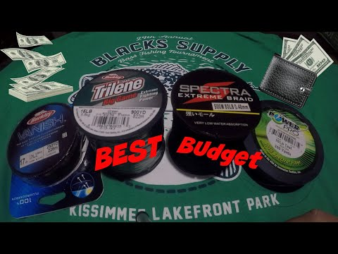 Best Budget Fishing Lines!