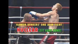 Gambar cover Ramon Dekkers' Amazing One Arm Fight with Duane Ludwig
