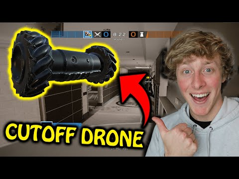 THESE DRONES WILL WIN YOU GAMES!! - Rainbow Six Siege