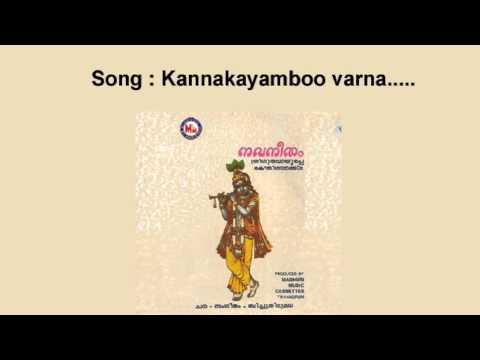 Kanna kayamboo varna - Navaneetham
