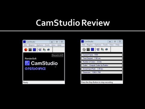 CamStudio thumbnail 1