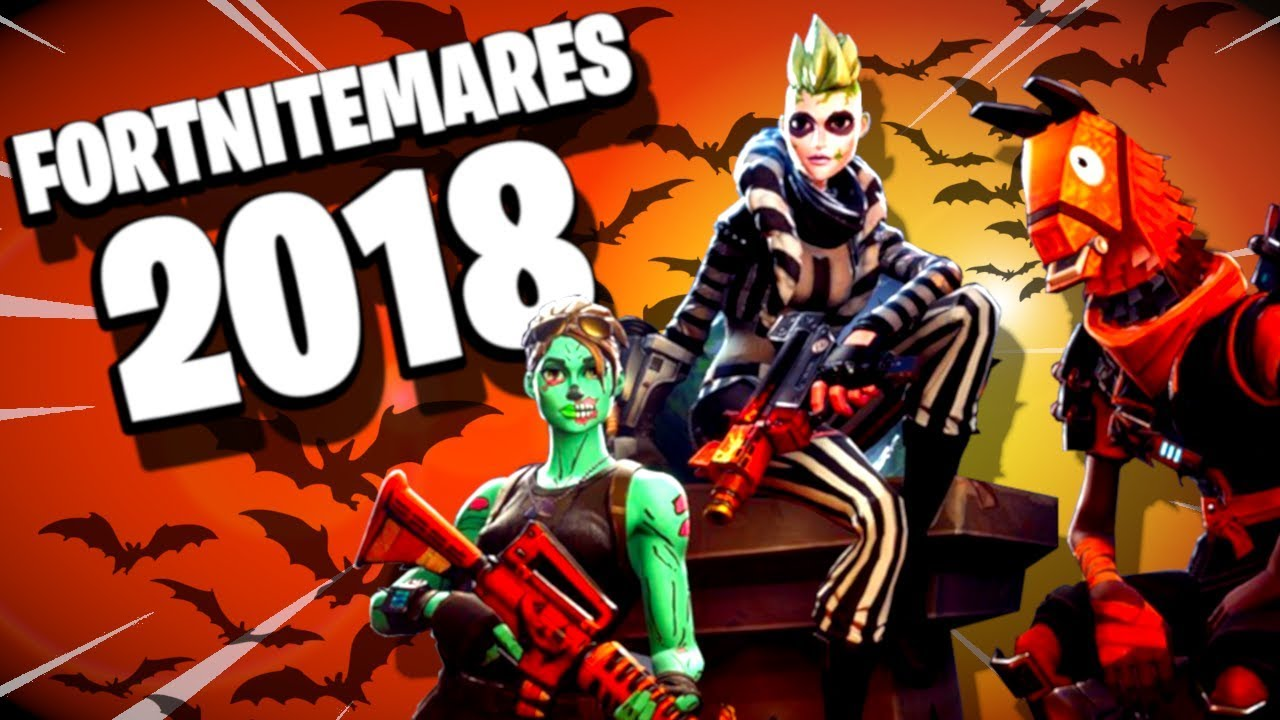 When Does Fortnite Save The World Halloween Event 2020 Start CONFIRMED* Fortnitemares 2018   Fortnite Save the World PvE