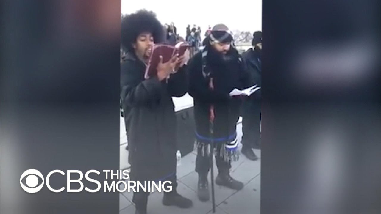 2nd video offers new context to Kentucky boys taunting Native American activist