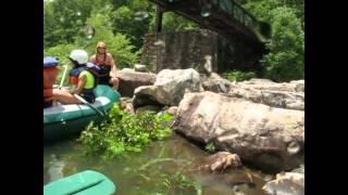 White Water Rafting (Ocoee 2012) High Country Adventures
