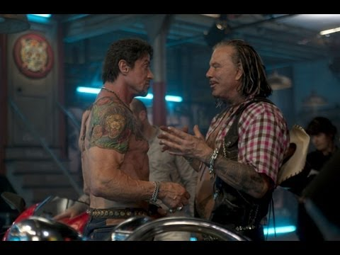 MICKEY ROURKE QUITS TH...