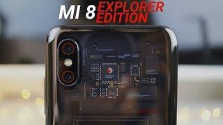 Xiaomi Mi8 EXPLORER Edition  |  Unboxing en español