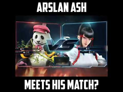 🔥🔥😱 Arslan Ash (Kazumi) Vs Abdul Rehman (Panda) Tekken 7 PGA