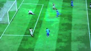Worst Fifa13 goalkeeping by Ali Al Habsi Wigan Athletic