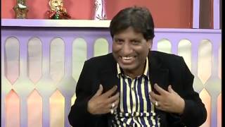 Meet stand-up comedian Raju Srivastava and know his views on Clean India Campaign