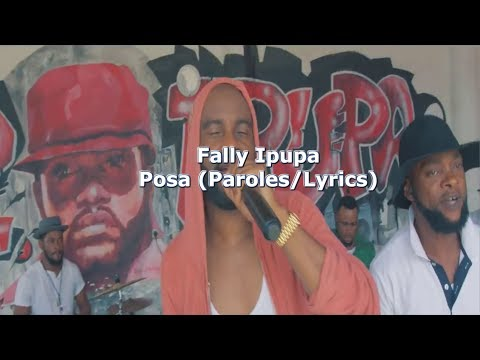 Fally Ipupa Posa (paroles/lyrics)