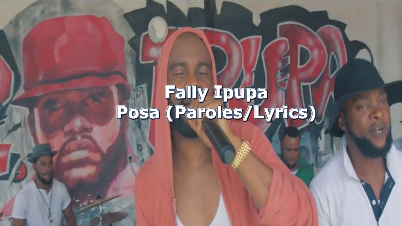 musique fally ipupa posa