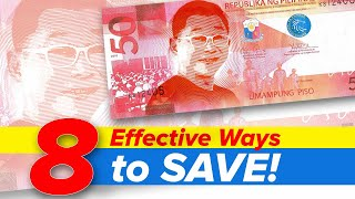 8 Effective Ways to Save Money | Iponaryo Tips