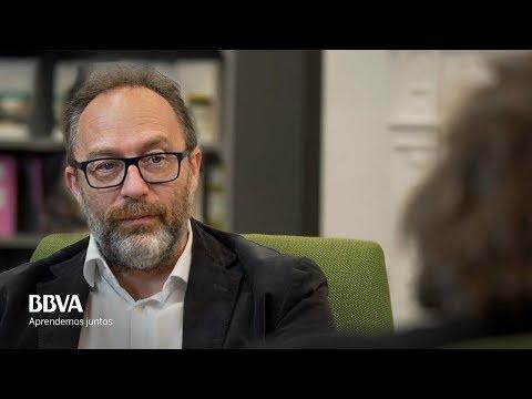 """Jimmy Wales, creador de Wikipedia: """"Aprender cómo aprender es más importante que nunca"""""""