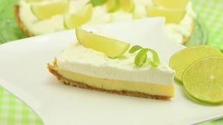Key Lime Pie (kuchen-dessert Aus Limetten)