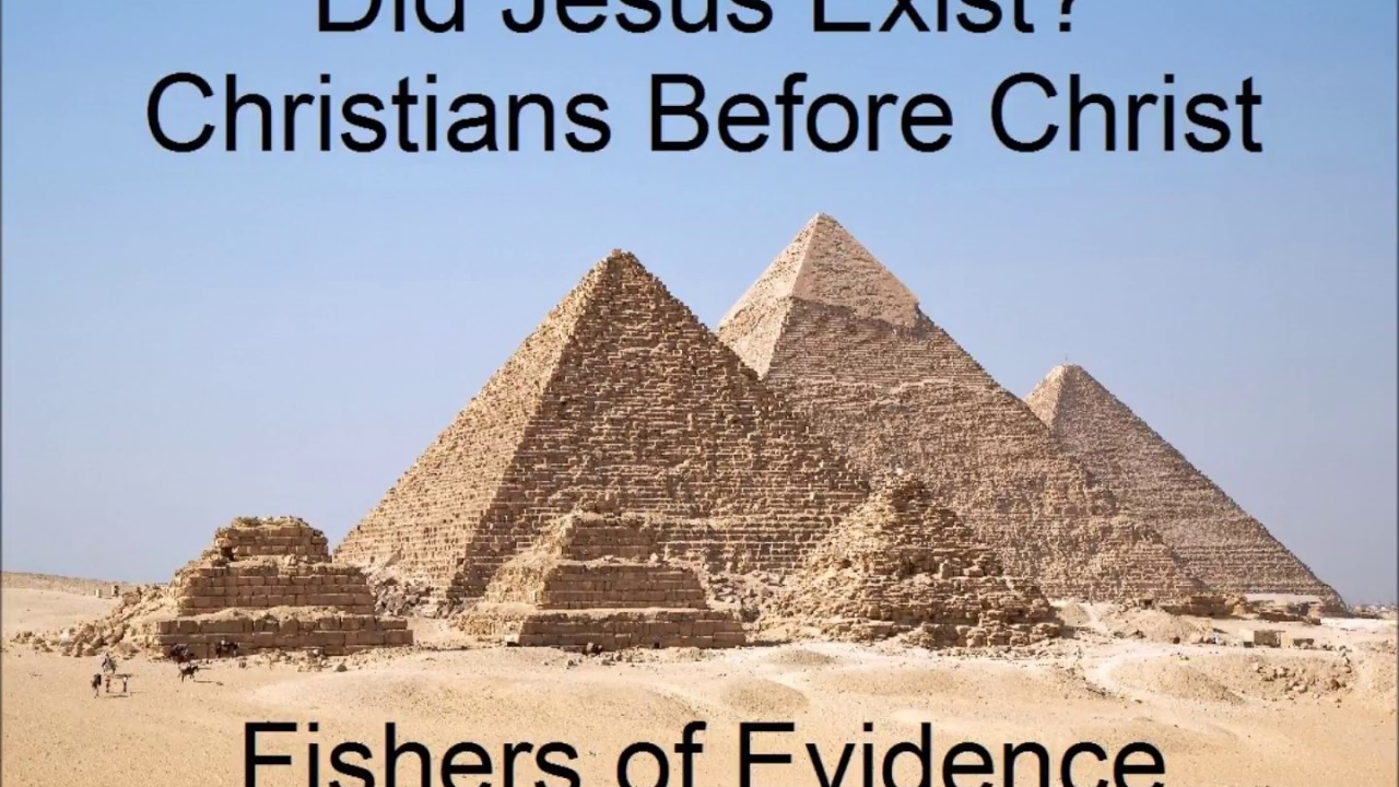 pre existence of christ Sermon on the pre-existence of christ introduction: a jesus christ did not begin to exist when he was born in bethlehem, nor even when he was conceived within the virgin, mary b scripture.