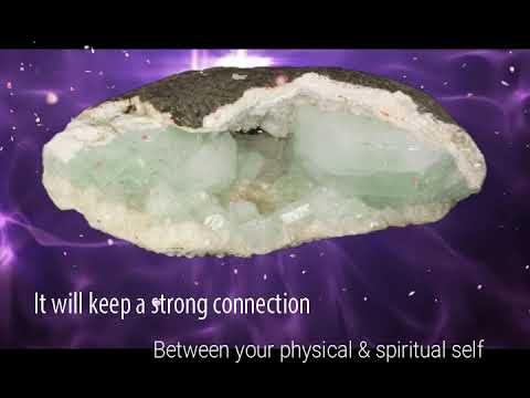 The Power of Apophyllite