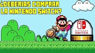 ¿Deberias Comprar la Nintendo Switch? - Pepe el Mago