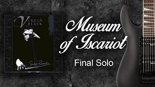 Virgin Black - Museum of Iscariot (Final Solo) + GuitarPro
